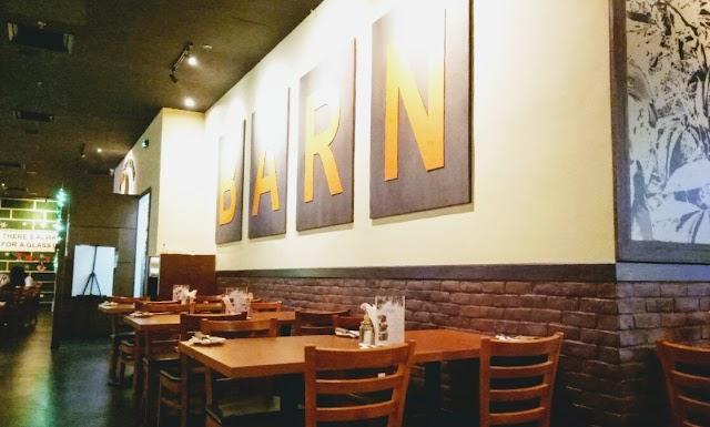 The Barn Wine Bar Kuching