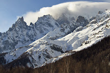 Val Ferret, Courmayeur, Italy