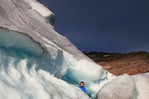 The Svartisen Glacier Austerdalsisen, Glomfjord, Norway