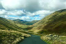 Wrynose Pass, Lake District, United Kingdom