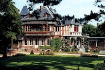 Le Clos Arsene Lupin, Etretat, France