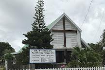 St Theresa Catholic Church, Charlestown, St. Kitts and Nevis