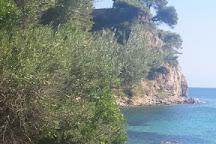Megalos Mourtias Beach, Alonnisos, Greece