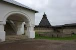 Приказная палата на фото Пскова