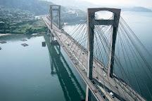 Puente de Rande, Redondela, Spain