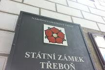 State Chateau Trebon, Trebon, Czech Republic
