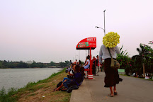 Inya Lake, Yangon (Rangoon), Myanmar