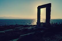 Portara, Naxos Town, Greece