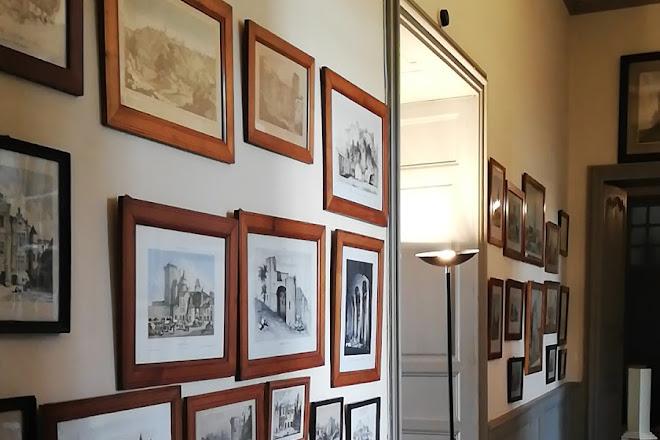 Musee Dupuy Mestreau, Saintes, France