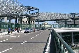 Железнодорожная станция  Malpensa Aeroporto T1