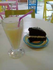 Delicia Tropical Cafe-Snak 5