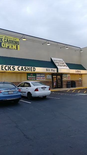 Southwest Discount Liquors Payday Loans Picture