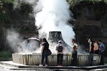 Jiuzhize (Renzhe) Hot Springs, Datong, Taiwan