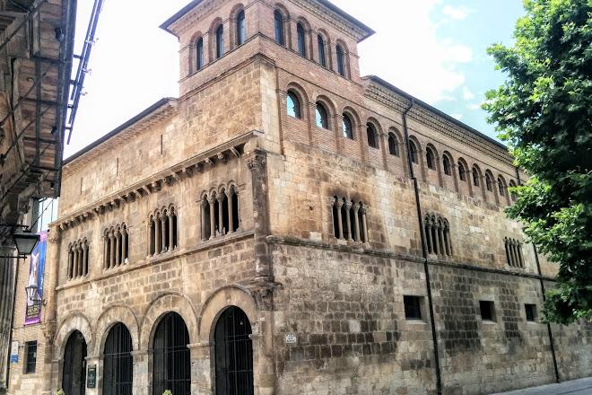 Visit Palacio De Los Reyes De Navarra On Your Trip To Estella Or Spain