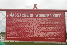 Wounded Knee Massacre Monument, Wounded Knee, United States