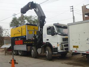 Grúas Arlin - Alquiler de grúas y camión grúa 3