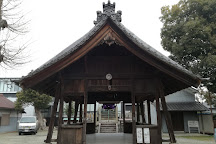 Yozaka Ten Shrine, Inuyama, Japan