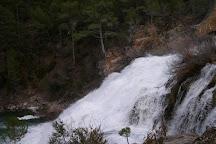 Salto de Poveda, Poveda de la Sierra, Spain