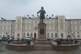 Железнодорожная станция  Orenburg