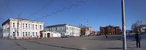 Площадь ||| Интернационала на фото Минусинска