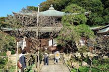Tenen Hiking trail, Kamakura, Japan