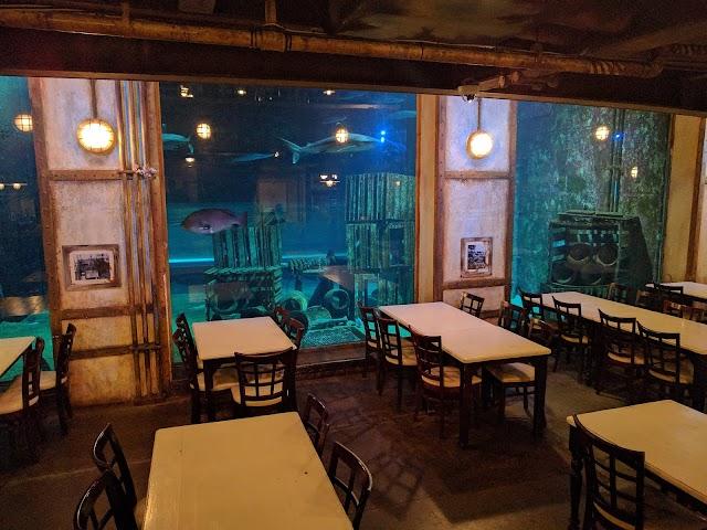 Cargo Hold Restaurant