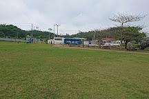 Higashi-son Fureai Hirugi Park, Higashi-son, Japan