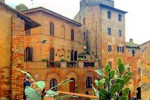 Casa di Boccaccio, Certaldo, Italy