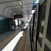 Железнодорожная станция  Vitinia