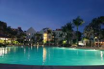 Atlantis Fitness Center, Paradise Island, Bahamas