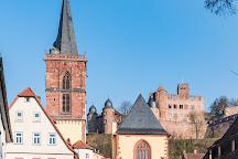 Evangelische Stiftskirche, Wertheim, Germany