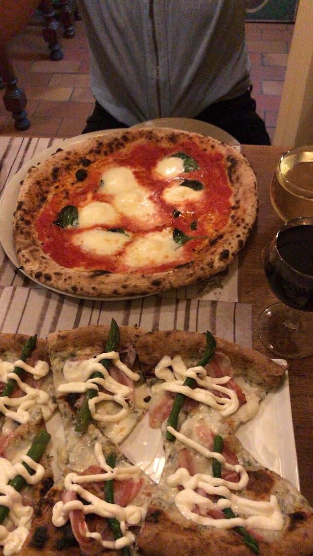 Osteria del Caffe' Italiano ,Pizzeria