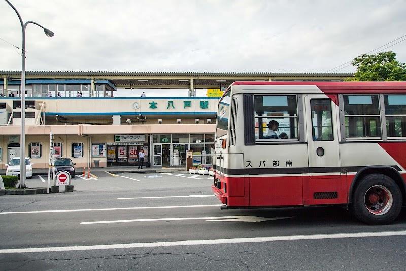 本八戸駅・JR/八戸線