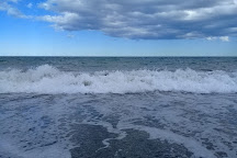 Playa Union, Puerto Rawson, Argentina