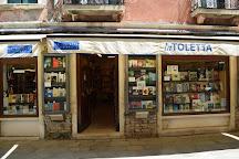Libreria Toletta, Venice, Italy