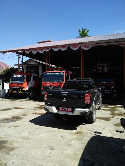 Jakarta Fire and Disaster Management Palembang