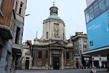 Church of Notre-Dame Du Finistere, Brussels, Belgium