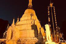 Wat Mahawan, Chiang Mai, Thailand
