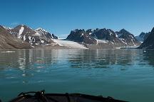 Magdalenefjorden, Spitsbergen, Norway