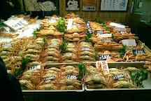 Omicho Market, Kanazawa, Japan