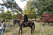 Sleepy Hollow Cemetery, Sleepy Hollow, United States