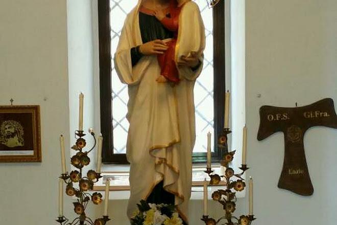 Santuario Madonna del Buon Consiglio, Genazzano, Italy