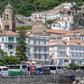 Автобусная станция   Amalfi