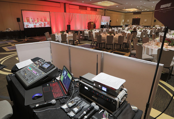 Professional Sound System Rental Company in New Orleans