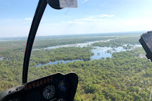 North Australian Helicopters, Jabiru (Kakadu National Park), Australia