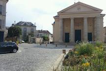 Eglise Saint-Symphorien, Versailles, France