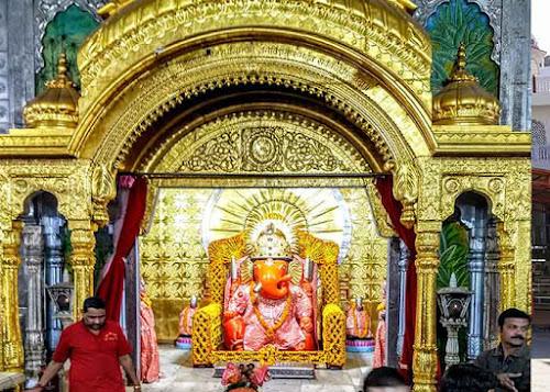 Moti Dungri Ganesh Ji Temple
