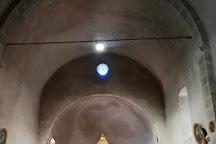 Eglise Saint-Vincent, Gourdon, France