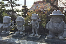 Kozenji Temeple, Himi, Japan