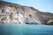 White Beach, Akrotiri, Greece